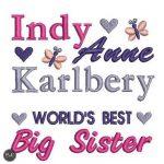 Best Big Sister design