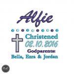 Christening design
